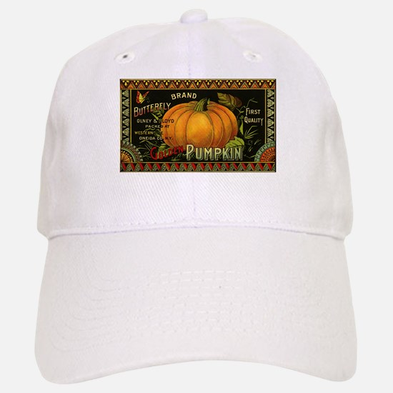Vintage Fruit Crate Label Hat