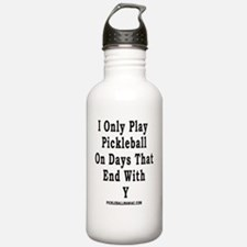 Unique Pickleball Water Bottle