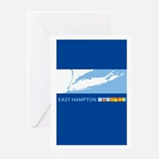 Easthampton - Long Island. Greeting Card
