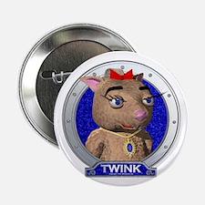 Twink's Blue Portrait Button