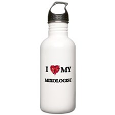 I love my Mixologist h Water Bottle