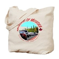 COTTAGE COUNTRY TRAFFIC  Tote Bag