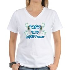 Hula Hooping is My Super Power T-Shirt
