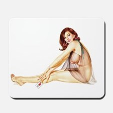 Pin ups Mousepad