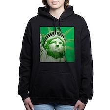 Liberty_2015_0412 Women's Hooded Sweatshirt