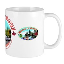 COTTAGE TRAFFIC Mug