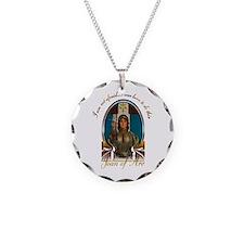 Joan of Arc Nouveau Necklace