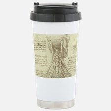 Spinal Column by Leona Travel Mug