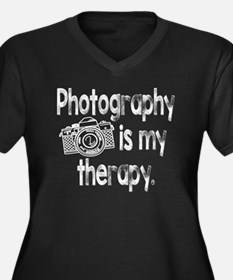 Photography Plus Size T-Shirt