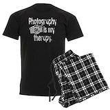 Camera Men's Dark Pajamas