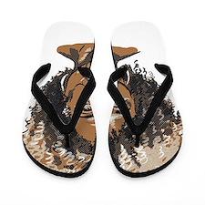 Angela Davis JPG Flip Flops