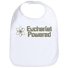 EucharistPoweredBumperSticker.png Bib