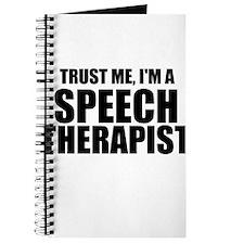 Trust Me, I'm A Speech Therapist Journal