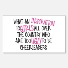 Pitch Perfect Inspiration Decal
