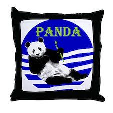 Beijing Panda 2008- Throw Pillow