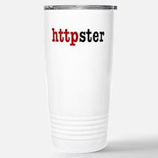 httpster Stainless Steel Travel Mug