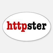 httpster Decal
