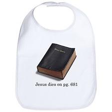 Jesus Dies Bib