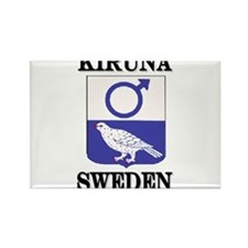 Cute Finnish Rectangle Magnet
