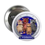"Wombies' Group Portrait 2.25"" Button (100 pac"