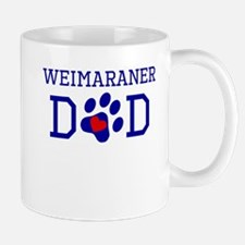 Weimaraner Dad Mugs