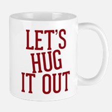 Entourage: Let's Hug It Out Mugs