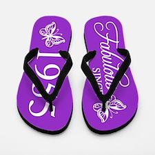Fabulous Since 1955 Flip Flops