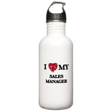 I love my Sales Manage Water Bottle