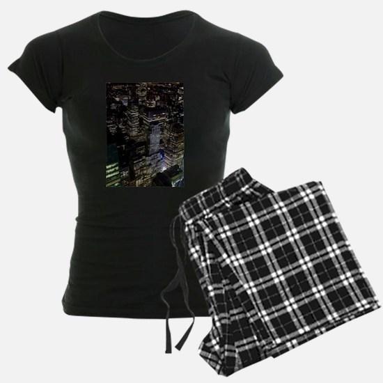 Gotham pajamas