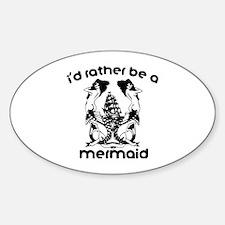Mermaid Decal
