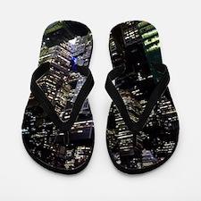 Gotham Flip Flops