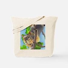 Cute Squirrel lover Tote Bag