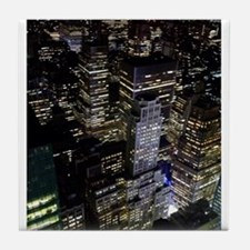 Gotham Tile Coaster