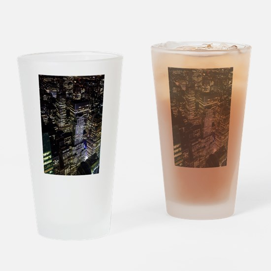 Gotham Drinking Glass