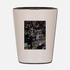 Gotham Shot Glass