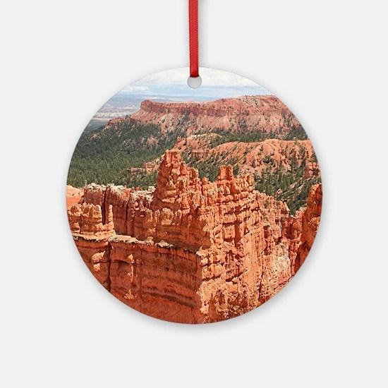 Bryce Canyon, Utah, USA 17 Ornament (Round)