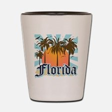 Florida The Sunshine State Shot Glass