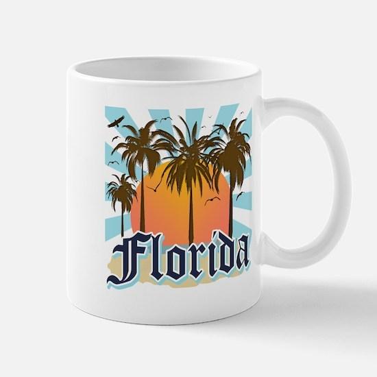 Florida The Sunshine State Mug