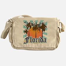 Florida The Sunshine State Messenger Bag