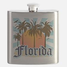 Florida The Sunshine State Flask