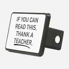 Thank A Teacher Hitch Cover