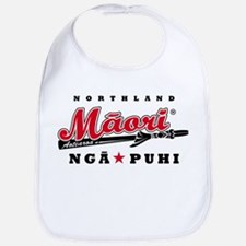 Nga Puhi Northland Maori (Red) Bib