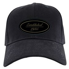 Established 1935 Baseball Hat
