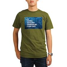 Dark Life Equation 2 T-Shirt