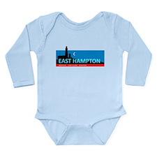 East Hampton - New Yor Long Sleeve Body Suit