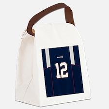 Unique Brady Canvas Lunch Bag