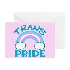 Trans Pride Greeting Card