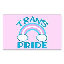 Trans Pride Decal