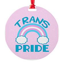 Trans Pride Ornament