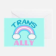 Transgender Ally Greeting Card